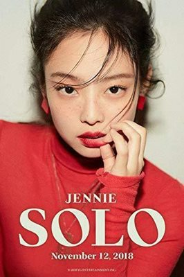 BLACKPINK JINNIE - SOLO ALBUM