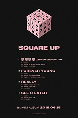 BLACKPINK SQUARE - UP