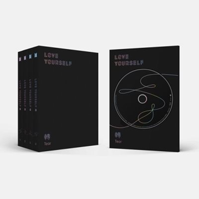 BTS - LOVE YOUR SELF TEAR ALBUM