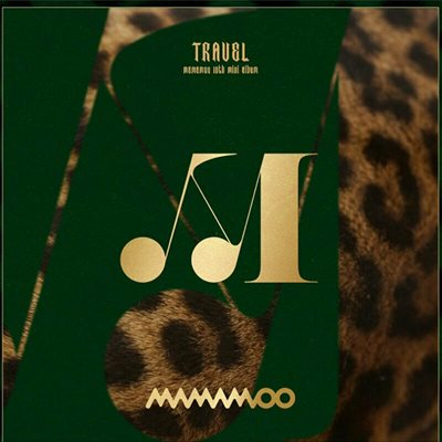 MAMAMOO TRAVEL 10th Mini album